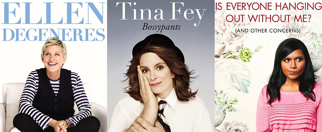 Laugh-Out-Loud Reads by Hollywood's Funny Ladies