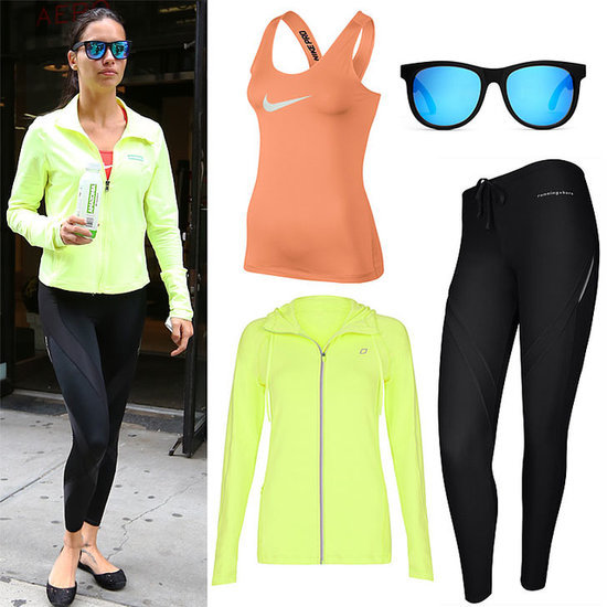 Taylor Swift Workout Wear & Celebrity Workout Wear