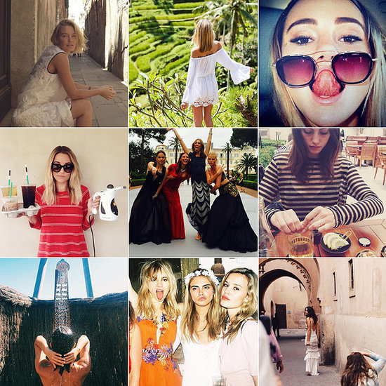 Inspiring Celebrity Instagrams Lauren Conrad Lara Bingle