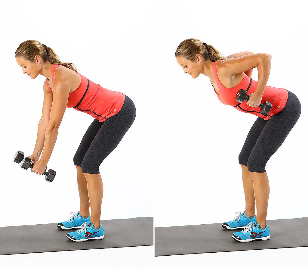 Five-Minute Arm Workout | POPSUGAR Fitness