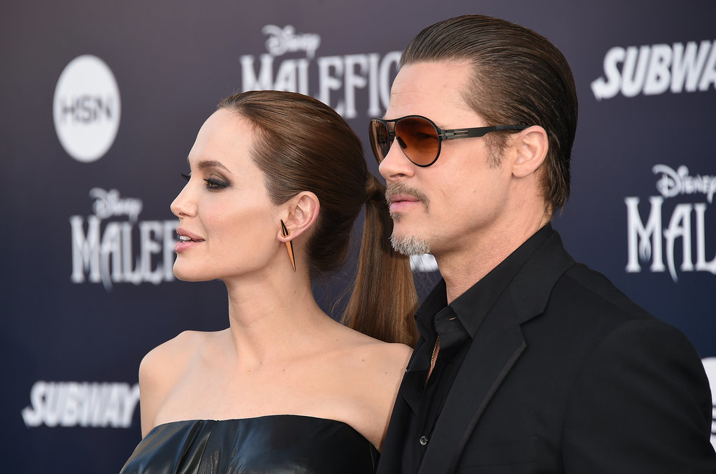 Angelina Jolie Looked Magnificent While Promoting Maleficent