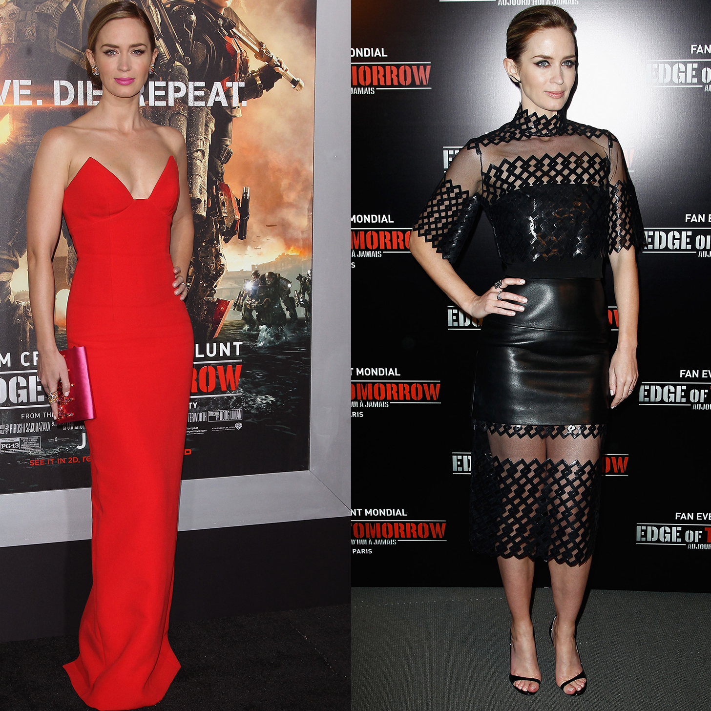 Emily Blunt Edge Of Tomorrow Workout Is on emily blunt Emily Blunt Edge Of Tomorrow Workout