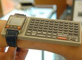 """Smart watch, 1984 style."" Source: Reddit user magicbullets via Imgur"