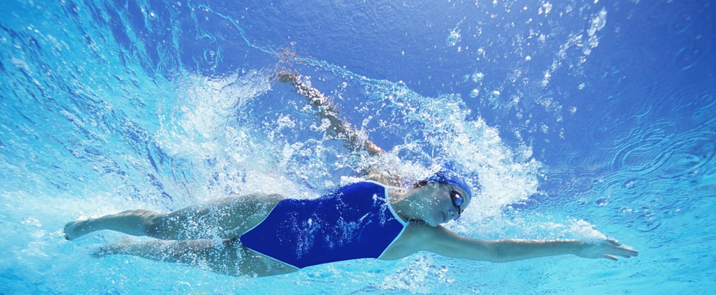 Switch Up Your Interval Training With This Swim Workout