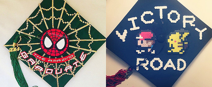 23 Grad Caps Only a Genius Could Think of
