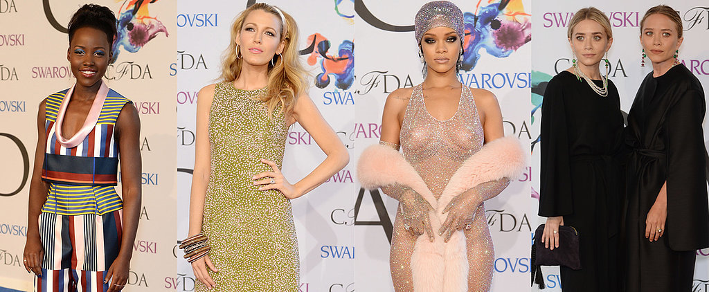 So, Rihanna Pretty Much Stole the Show at the CFDA Awards