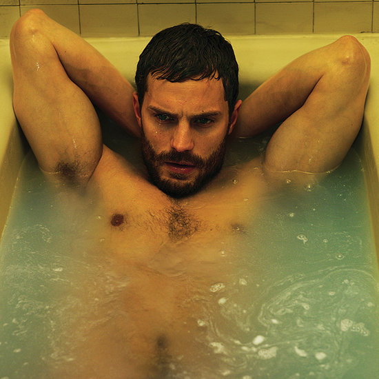 Jamie Dornan Shirtless Pictures in Interview Magazine
