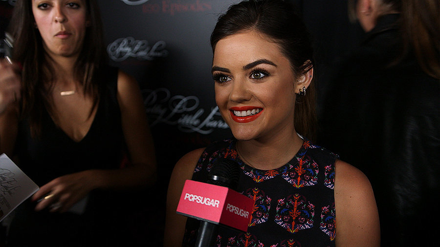 Lucy Hale: PLL Wouldn't Be Possible Without the Fans