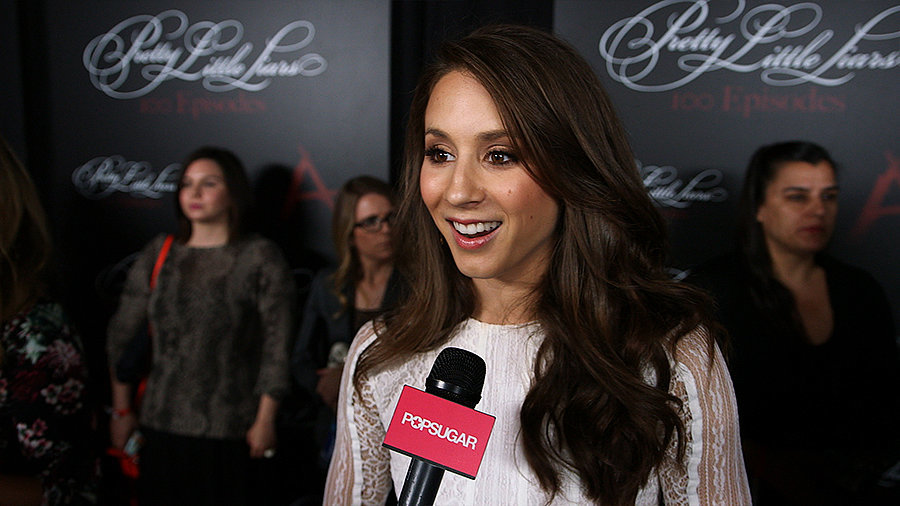 "Troian Bellisario on the ""Huge Shift"" For Spencer and the Liars"