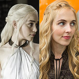 DIY This Daenerys-Inspired Waterfall Plait