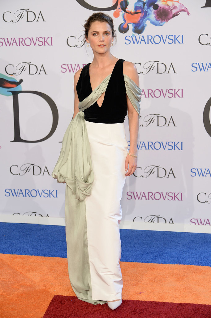 Keri Russell at the 2014 CFDA Awards