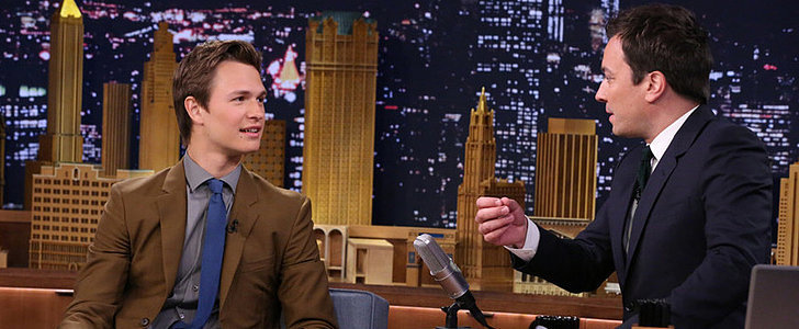 Ansel Elgort Tap-Dances His Way Into Our Hearts