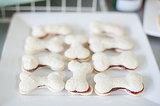 Bone Macarons
