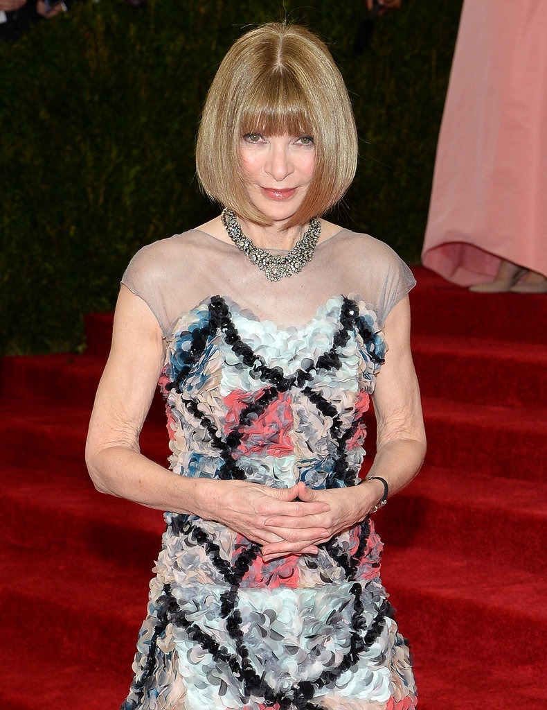 Anna Wintour For Chanel Fine Jewelry