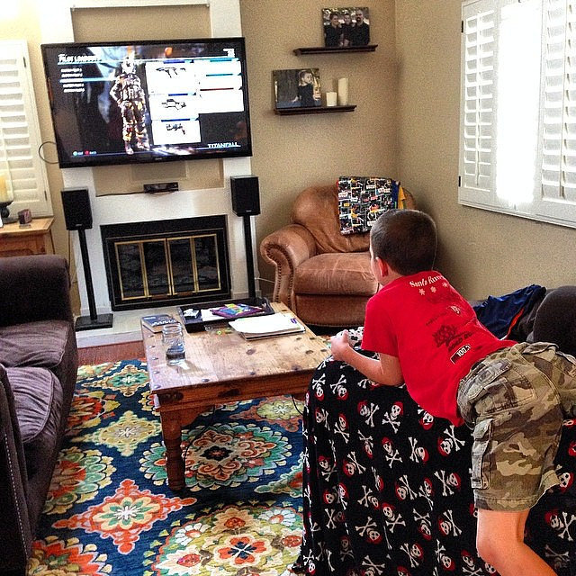 How Our Kids Play Video Games With Their Friends
