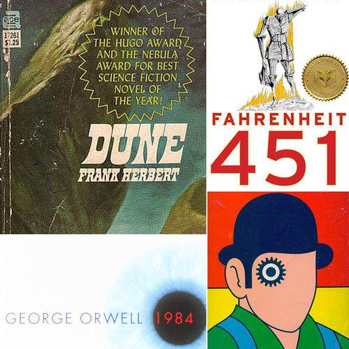 Best Science Fiction Books Checklist