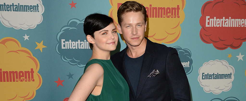 Speed Read: Ginnifer and Josh Open Up About Their Newborn Son