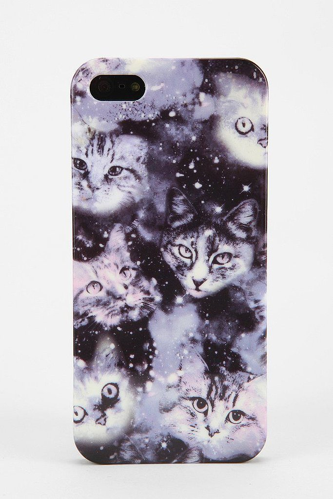 There's nothing more adorable (or hip) than cats in outer space ($16).