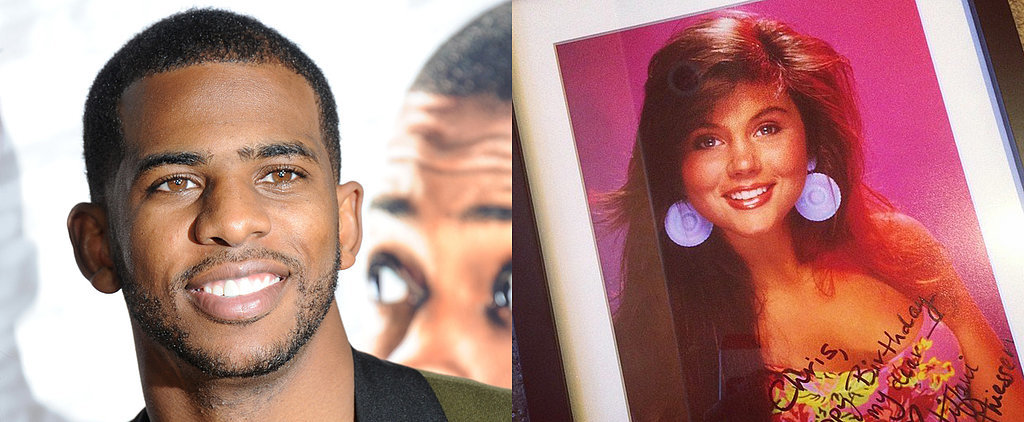 Kelly Kapowski Just Made Chris Paul's Dreams Come True