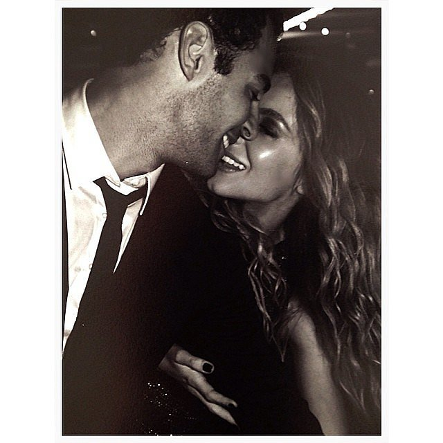 Jennifer shared this shot in March 2014. Source: Instagram user jenhawkins_