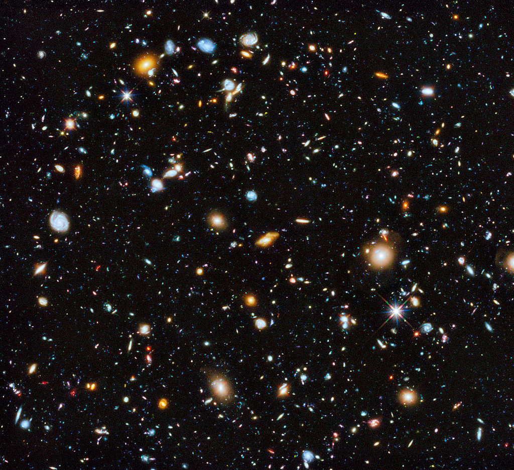 The Most Colorful Photo of the Universe Makes the Perfect Desktop Wallpaper