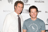 The Other Guys costars Will Ferrell and Mark Wahlberg may reteam for Daddy's Home, a comedy about a dad (Wahlberg) competing for his kids' affection over their perfect stepfather (Ferrell).