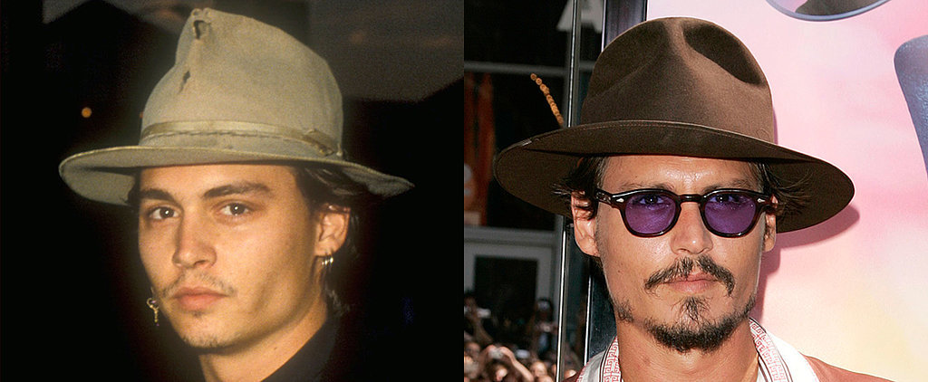 Johnny Depp: From Hot Prodigy to Rock 'n' Roll Pirate