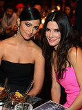 Camila Alves and Sandra Bullock