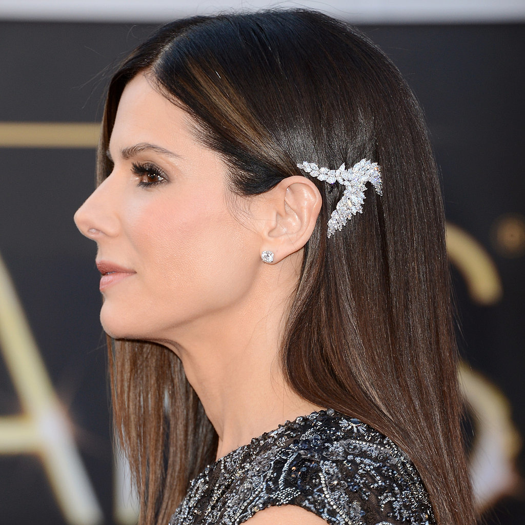 Jewelled Hair Combs For Formal Hairstyles   POPSUGAR Beauty UK