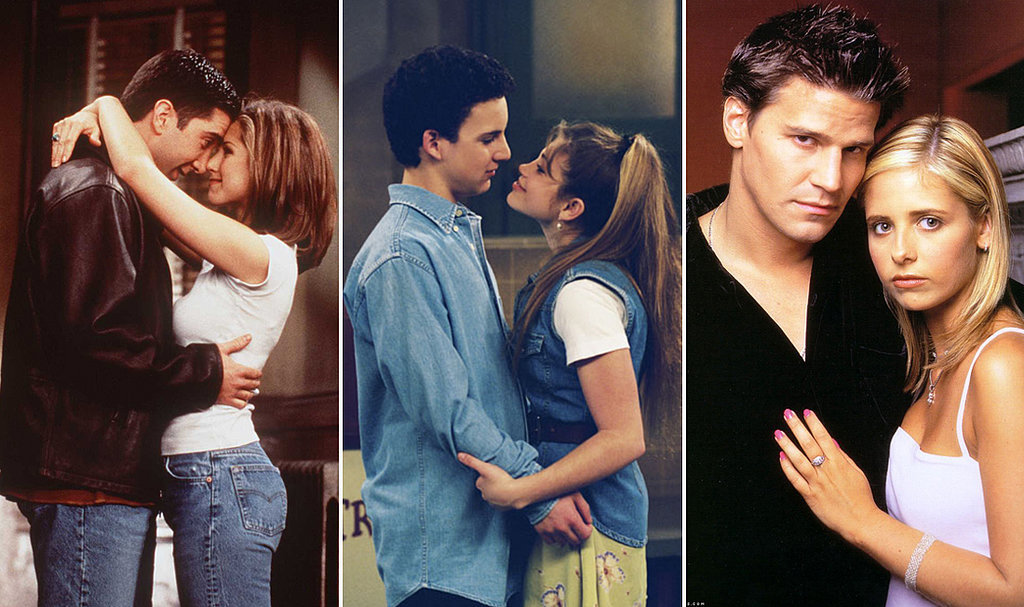 Lessons in Love From Our Favorite '90s TV Couples