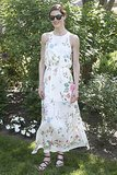 Hilary Rhoda's breezy floral maxi would serve you well at any Summer party — even a wedding. Its flattering, cinched waist and A-line skirt make it a great option for so many body types, too.   Source: John Minchillo for AP/Invision
