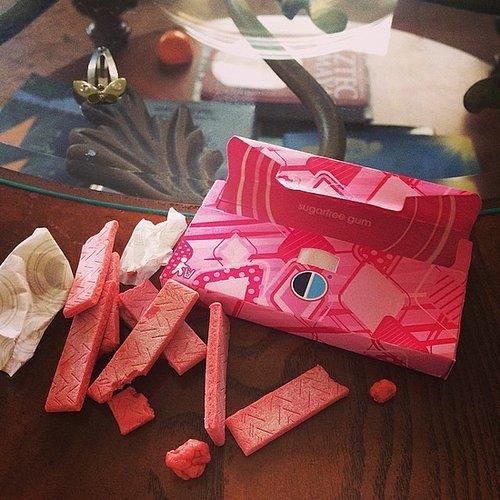 Packs of Gum