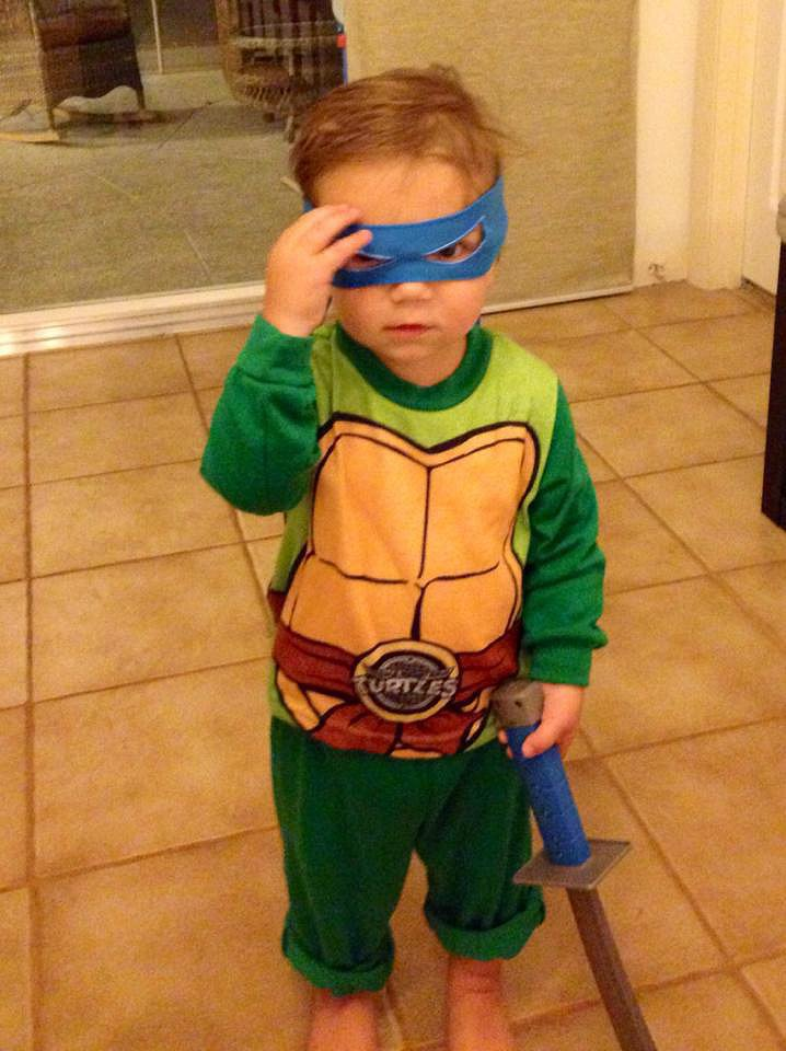 Turtle Power For James Edwards: Boy's Plight Proves Social Media Can Be Used For Good