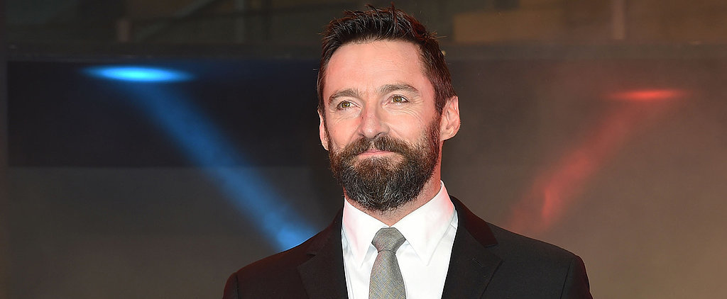 What Have They Done to Hugh Jackman?!