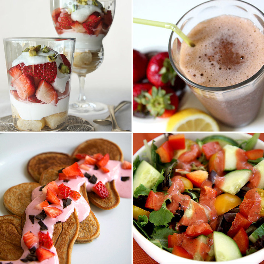 18 Appetizing (and Healthy!) Strawberry Recipes