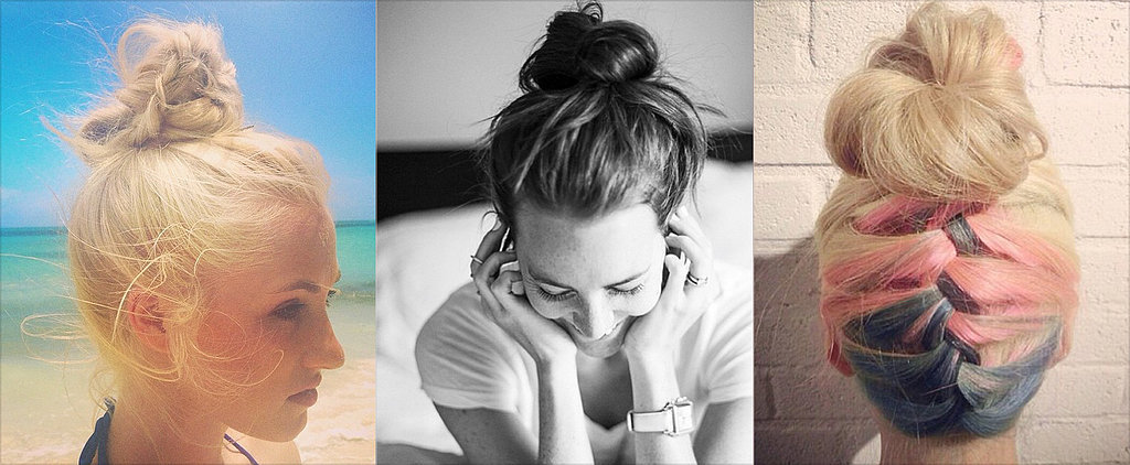 Beautiful Buns You Need to Rock This Spring