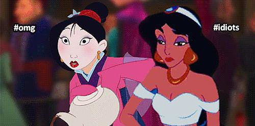 Source: Disney and Tumblr user dopeybeauty
