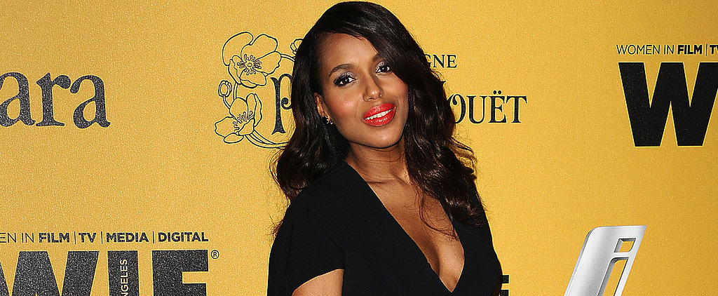 New Mom Kerry Washington Reveals What's in Store For Scandal