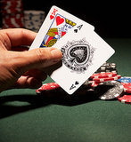 Play Blackjack in Vegas