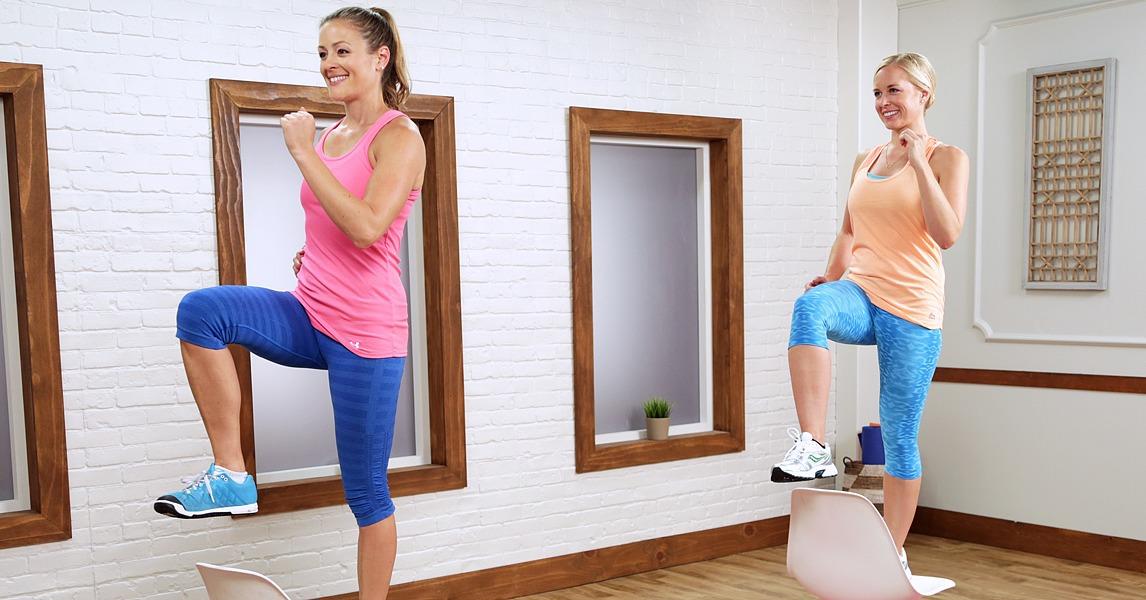 Fitness ideas - Magazine cover
