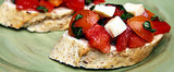 The Bold Yet Basic Bruschetta Recipe Everyone Will Want From You