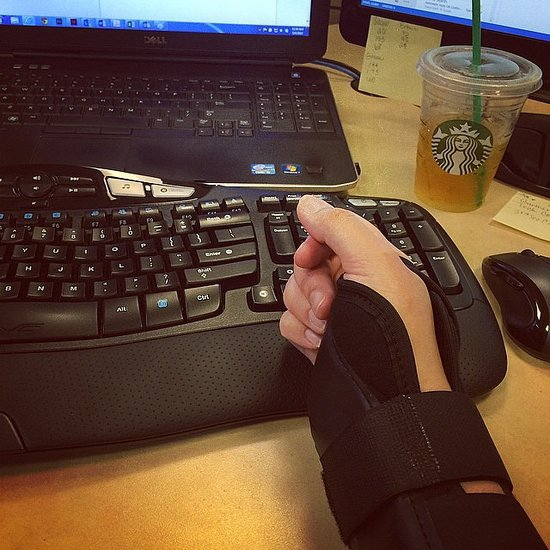 Fight Typing-Induced Hand Cramps With These Easy Exercises