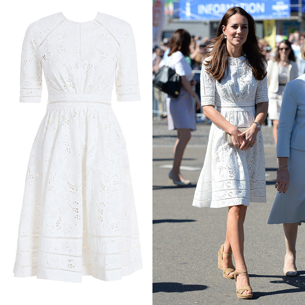 Buy kate middleton 39 s white lace zimmermann dress for Kate middleton wedding dress where to buy