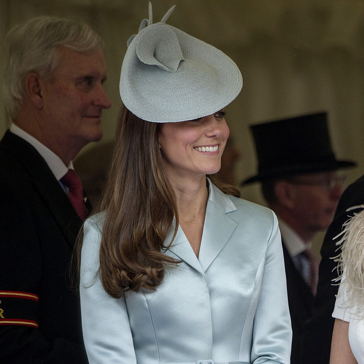 Another Day, Another Fabulous Hat For Kate Middleton
