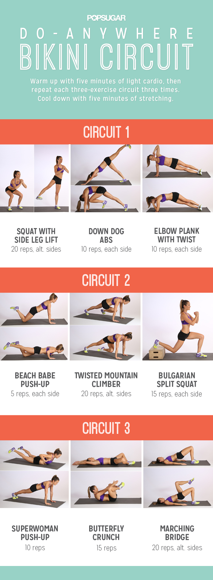 graphic regarding Printable Workouts Routines called Greatest 5 Cost-free Printable Exercise session Workouts (no applications essential