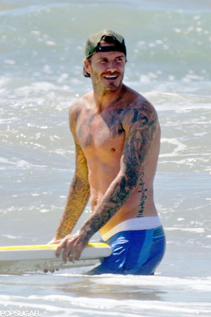 39 (Bonus): David Beckham
