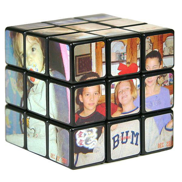 Photo Rubik's Cubes