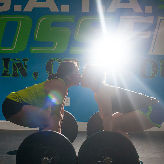 CrossFit Engagement Shoot