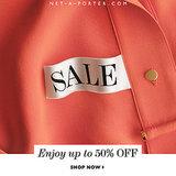 Net-a-Porter Australia sale