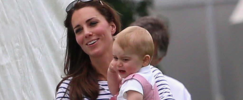 Does Anyone Do Casual Stripes Better Than Kate Middleton?